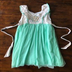🌼WDW Mint and Magnolia Dress 💚
